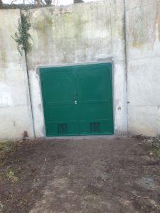 portes double vantaux