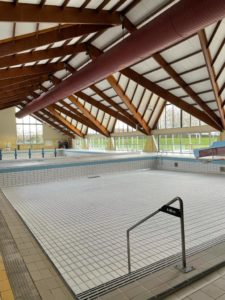 Renovation piscine