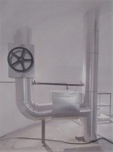 Calorifugeage canalisation